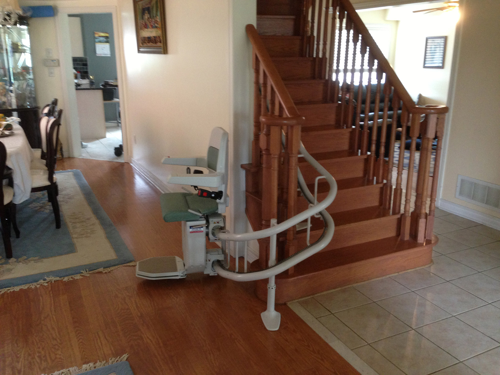 Adapt able design group stair lift expert unbiased for Barrier free home plans